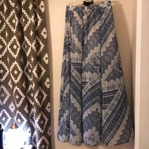 Abercrombie & Fitch Maxi Skirt